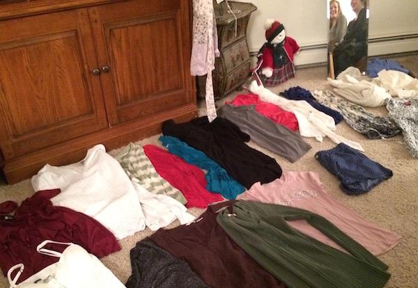 Clothing Exchange 01