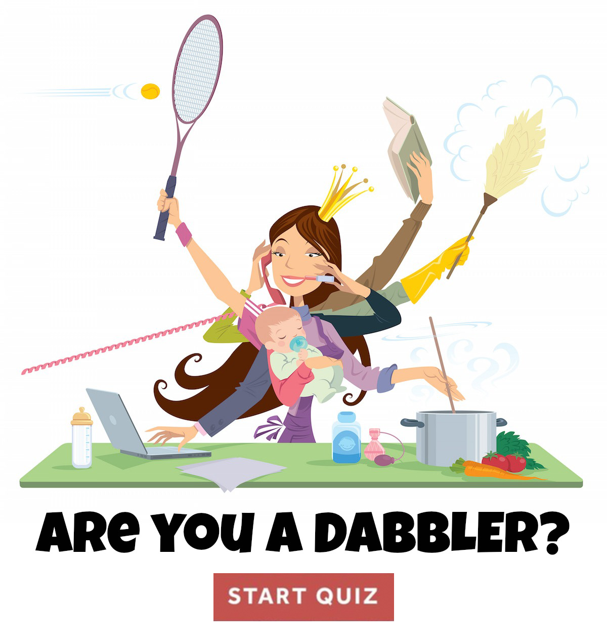 Dabbler-Quiz